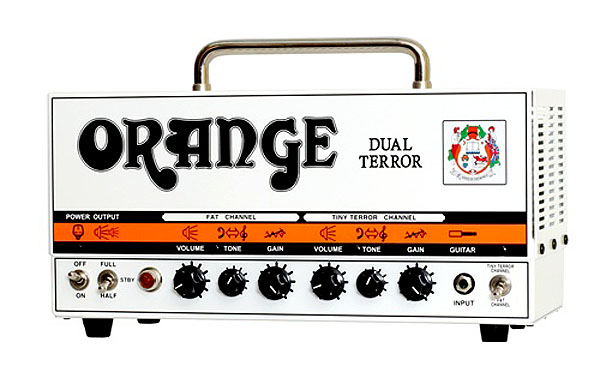 Orange Dual Terror 30 Watt Guitar Amp Head